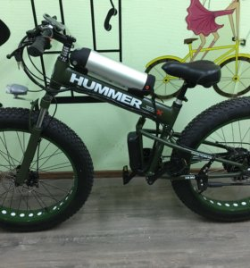 Электровелосипед HAMMER