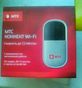 Модем 3G Wi-Fi роутер