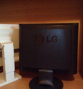Монитор LG на запчасти