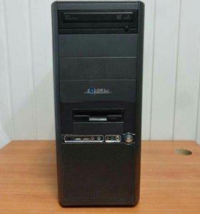 Системный блок два ядра Intel Core 2 Duo E4600 по