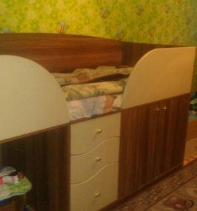 Кровать для ученика