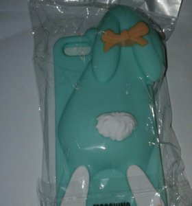 Чехол на iPhone кролик.зайчик