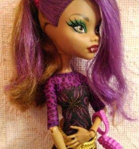 Кукла монстр хай Monster High Клодин Вульф