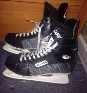 Хоккейные коньки Caprice RGX-950