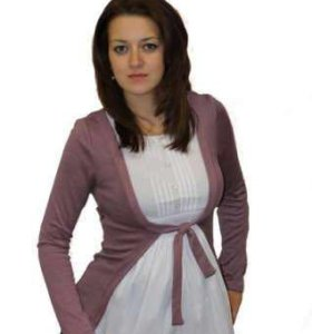 Кофта-блузка для будущей мамочки