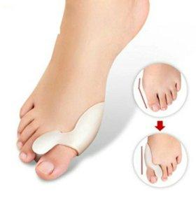Силиконовые накладки на пальцы ног