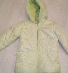 Куртка новая зима.