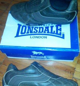 Мужские Кроссовки Lonsdale. 41размер