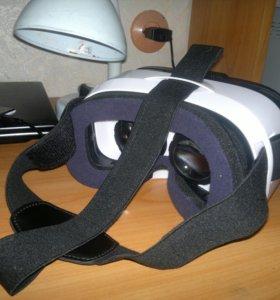 Очки виртуальной реальности в отличном состоянии