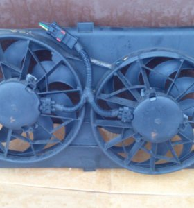 Додж стратус вентилятор охлаждения