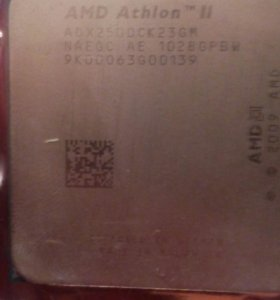 Процессор AMD Athlon II X2 250