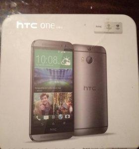 Коробка от телефона HTC One m8