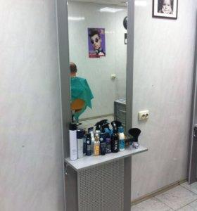 Зеркала для парикмахерских 3 шт