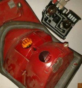 Фонарь задний правый к Ауди А6 кузов А4 1994-1997