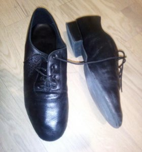 Туфли спортивно-бальные класика 23 размер