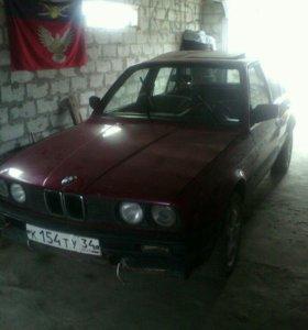 BMW 3 Е30 1989
