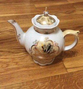 Чайник заварочный,антиквариат