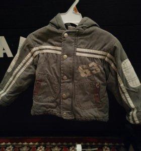 Куртка демисезон, размер 80