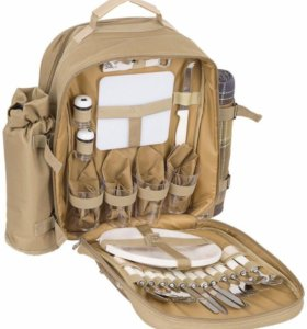 Пикниковый рюкзак на 4 персоны
