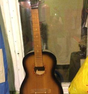 Гитара 6струнная