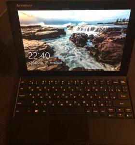 Планшет ноутбук на Windows Lenovo Miix 3-1030