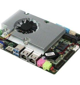 Промышленная Нано плата на i5 процессоре