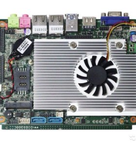 Мини компютер на Нано плате и на i5 процессоре