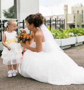 Свадебное платье👸