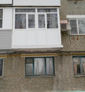 Окна балконы потолки