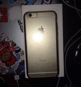 Продам iPhone 6 16g gold