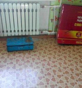 Чугунный радиатор Тепловатт.