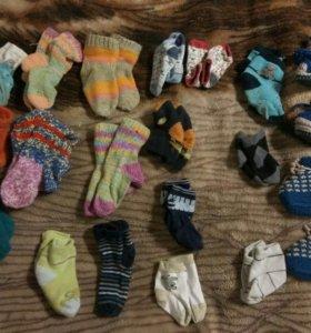 Носки, детская одежда