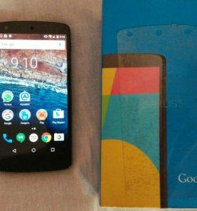Телефон LG D820 32Gb Nexus 5 black