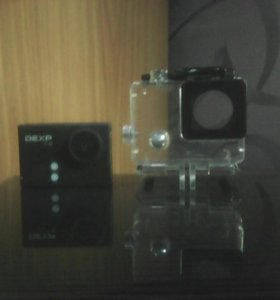 Экшен камера DEXP S- 40