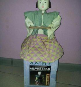 Японская кукла-робот