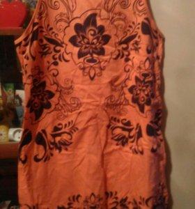 Платье летнее 46-48