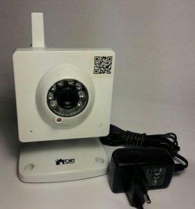 IP видеокамера наблюдения беспроводная