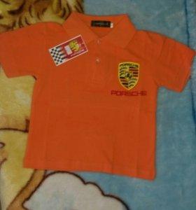 Новые футболки 95 р-р