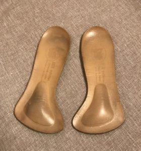 Полустельки в обувь