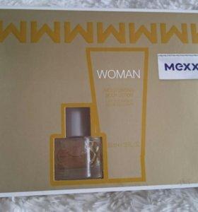Набор туалетная вода и лосьон для тела mexx women