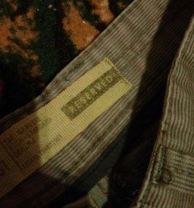 Вельветовые брюки Reserved