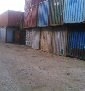 Транспортные контейнеры РЖД