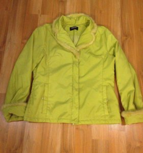 Куртка демисезонная женская б/у