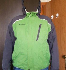 Зимняя куртка Columbia omni-tech