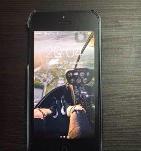 Продам iPhone 5 16gb  торг