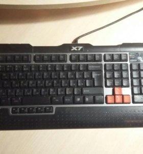 Продаю клавиатуру 4tech