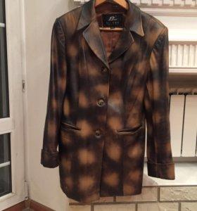 Весенняя куртка, б/у, р-р 50