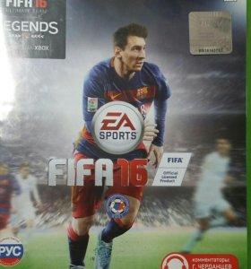 FIFA 16 UT (Xbox 360)