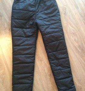 Тёплые штаны 46р торг