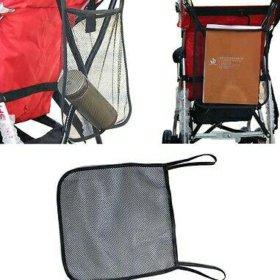 Сумка-сетка для коляски
